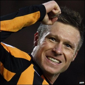 But Nick Barmby soon hits back for high-flying Hull, who seem never to know when they are beaten