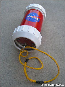 Moulin Explorer (A.Behar/Nasa)