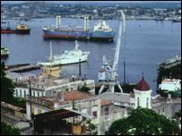Суда в бухте Гаваны