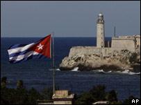 Побережье Кубы