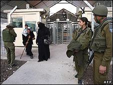 Hawara checkpoint 8 December
