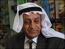 Ziad Abdul Rahman, resident of Ein Yabrud