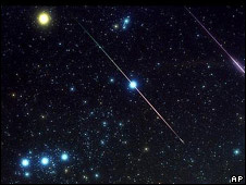 45319485 meteors ap 226b Tiny Clues To Collision In Space