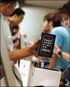 Iphone on sale, AP
