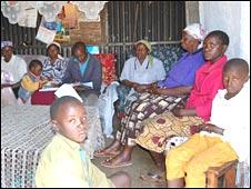 Mburu family