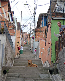 Barrio Pablo Escobar, Medellin
