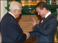 عباس وميدفديف