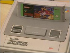 Nintendo games console, BBC