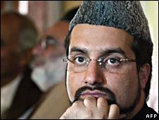 Mirwaiz Omar Farooq