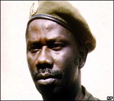 Lansana Conte in 1984