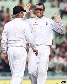 Ian Bell and Graeme Swann