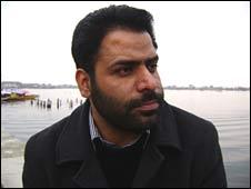 Human rights activist Khurram Parvez