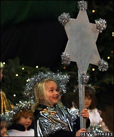 Nativity star
