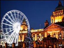 Belfast's Big Wheel