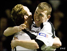 Dean Keenan and Bryan Prunty