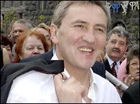 Мэр Киева Леонид Черновецкий (фото с сайта Киевской городской администрации)