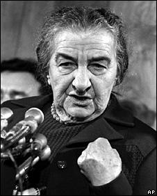 Golda Meir (file)