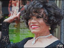 Eartha Kitt in 2000