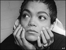 Eartha Kitt in 1956