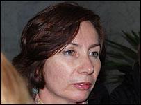 Наталья Эстемирова, правозащитник