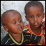 Two of Abdulahi and Anisa Husein Aboti's sons