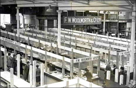 Woolworths 1918-20