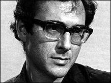 Harold Pinter in 1969