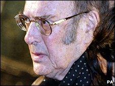 Harold Pinter in 2007