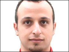 Picture of Islamic Relief aid worker, Hatem Shurrab