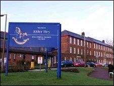 Alder Hey Children's Hospital, Liverpool