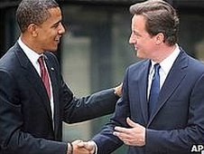 David Cameron meets Barack Obama in July