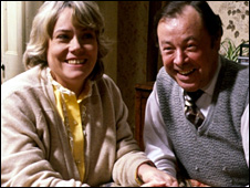 Wendy Richard teamed up with Bill Treacher