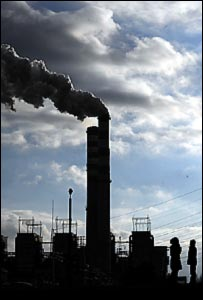 انبعاث الغازات