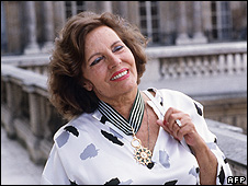 Amalia Rodrigues in Paris, 1985