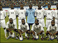 Zambia team 2006