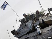 Israel mantiene tropas en la frontera con Gaza