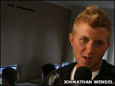 Johnathan Wendel