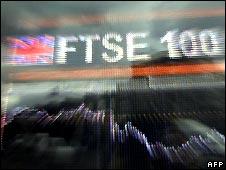 FTSE 100 board