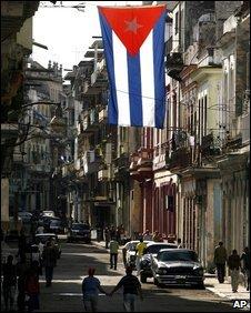 A street in Havana 29/12/2008