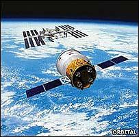 Cápsula Cygnus