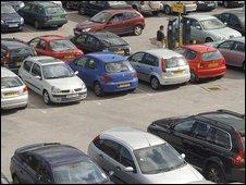 Car park - generic