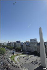 Rally París-Dakar en Buenos Aires
