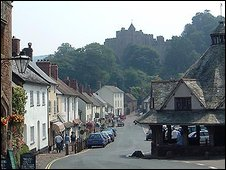 Dunster, Somerset