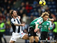 Craig Mackail-Smith (right) was the hero for Peterborough