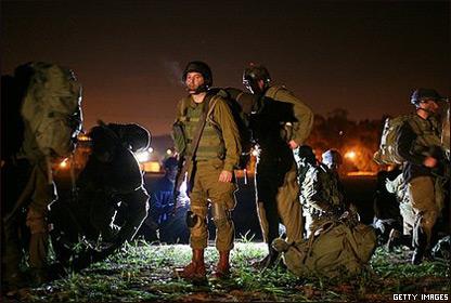 Soldados israel�es