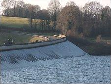Roadford reservoir