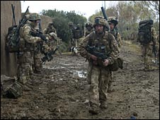 Royal Marines in Afghanistan