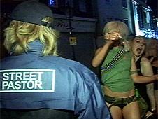 Street Pastor in Maidstone