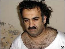 Khalid Sheikh Mohammed, file image from 1 March 2003