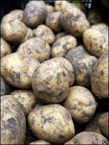 Potatoes (Image: PA)